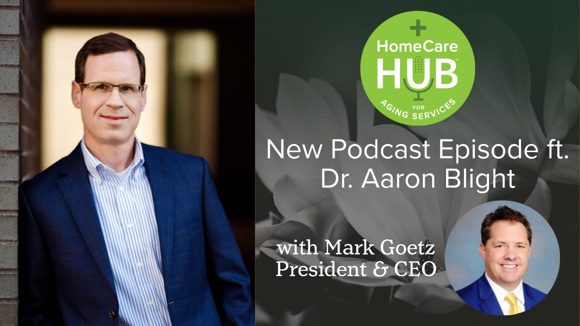 Dr. Aaron Blight podcast episode