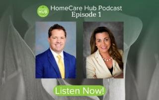 Mark Goetz and Sierra Goetz on the HomeCare Hub podcast