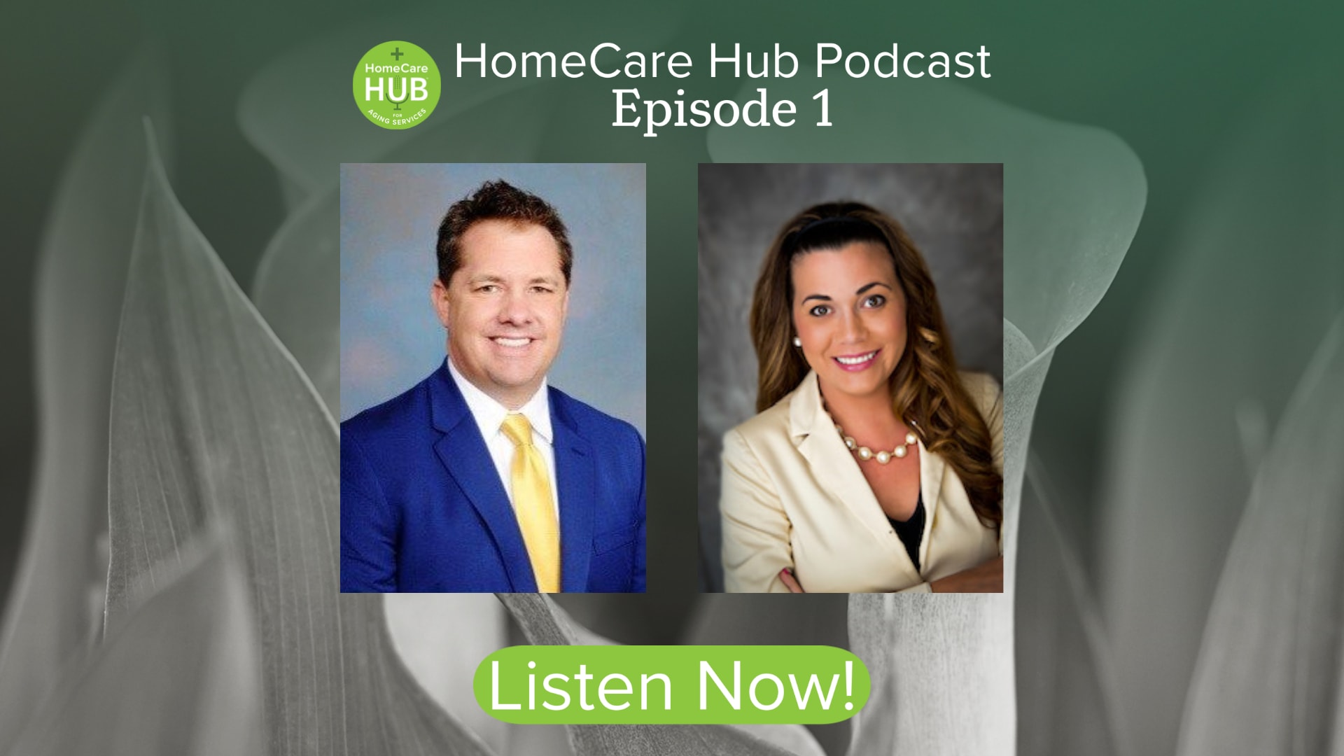 Mark Goetz and Sierra Goetz on the HomeCare Hub podcast