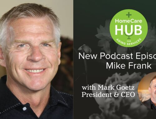 Leadership Lessons – A Discussion With Purpose Driven Leader, Mike Frank