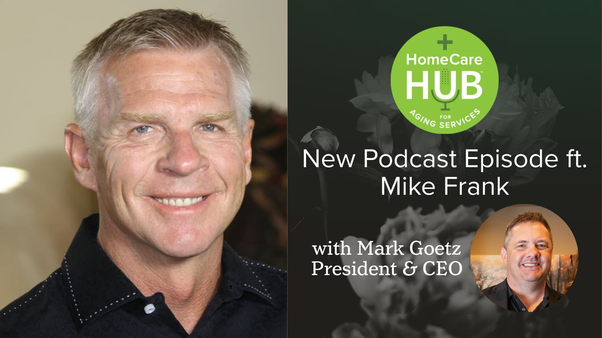 Mike Frank, author of Prosperity With Purpose