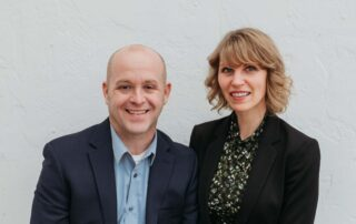 Ryan and Juli Gray, franchise owners of HomeCare Advocacy Network Omaha